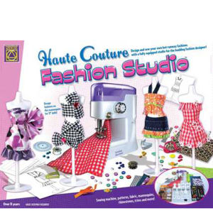 Creative Toys Haute Couture Fashion Studio