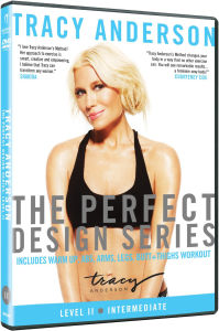 Tracy Anderson: Perfect Design Series - Sequence 2
