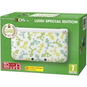 Nintendo 3DS XL Luigi Special Edition