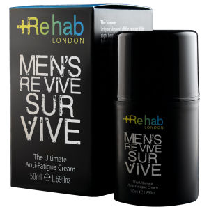 Soin revitalisant Rehab Men's Revive Survive (50ml)