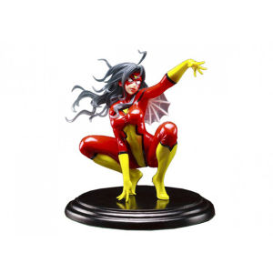 Bishoujo Statue Marvel Comics Spider-Woman