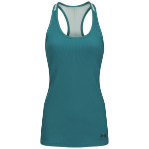 Under Armour Women's Victory Tank Top - Aqueduct