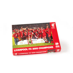 Paul Lamond Games Liverpool 2005 UEFA Champions Puzzle