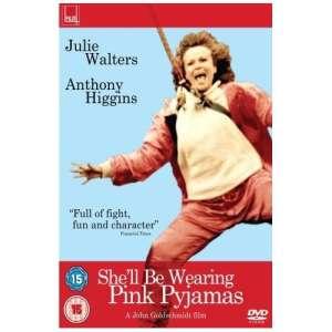 Shell Be Wearing Pink Pyjamas