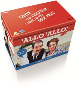 Allo Allo - The Complete Series