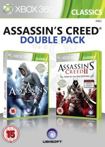 Assassin's Creed 1 and 2 Double Pack