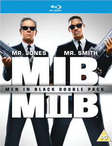 Men in Black 1 and 2