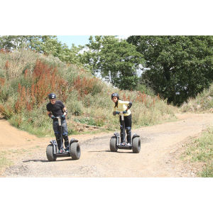 Weekend Segway Rally for Two with Photo (Special Offer)