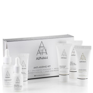Alpha-H Anti-Ageing Kit (Worth £88.00)