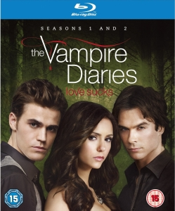 The Vampire Diaries - Seasons 1-2