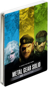 Metal Gear Solid HD Collection: Limited Edition