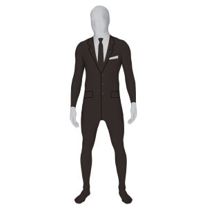 Morphsuits - Slender Man