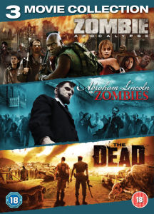 Zombie Triple: Zombie Apocalypse / Abraham Lincoln Vs. Zombies / The Dead