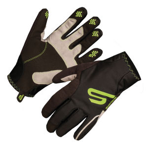 Endura Equipe Exo Waterproof Gloves - Black