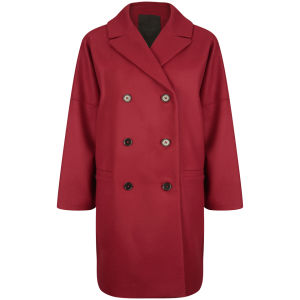 D.EFECT Women's Gena Winter Coat - Red