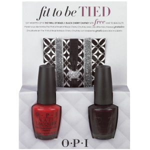 OPI Fit to Be Tied Duo #1 Gift Set
