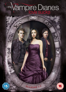 The Vampire Diaries - Seasons 1-5