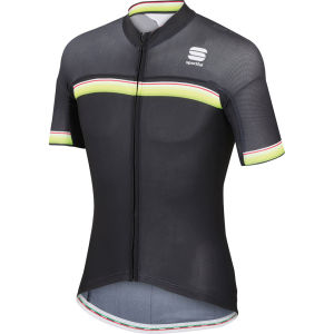 Sportful Bodyfit Pro Aero Jersey - Black