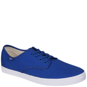 Vans Madero Suede Trainers - True Blue