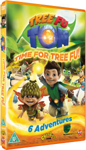 Tree Fu Tom: Time For Tree Fu