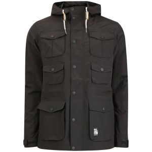 Crosshatch Men's Landcost Jacket - Black