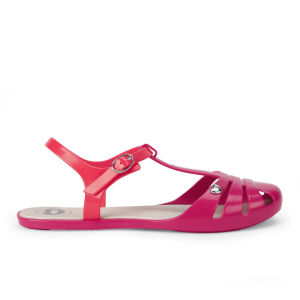 Mel Women's Marshmellow Jelly Sandals - Pink