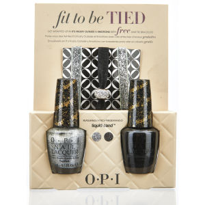 OPI Fit to Be Tied Duo #3 Gift Set