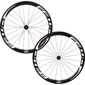 Fast Forward F4R Clincher Wheelset - White