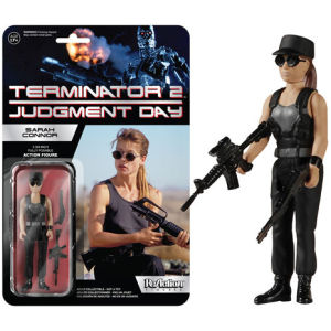 ReAction Terminator 2 Sarah Connor 3 3/4 Inch Action Figure