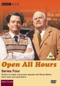 Open All Hours - Series 4