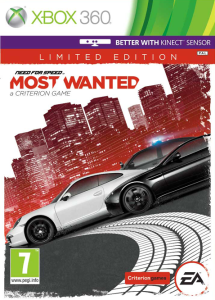 Need For Speed Most Wanted - Limited Edition