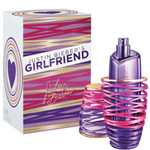 Justin Bieber Girlfriend 30ml