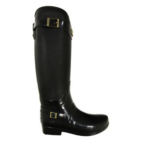 Hunter Women's Regent Clarence Wellies - Black