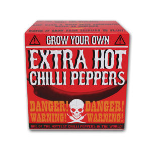Grow Your Own Extra Hot Chillies