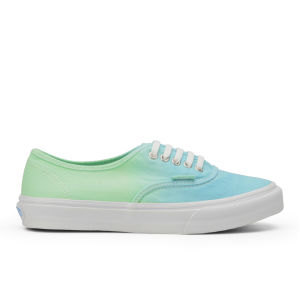 Vans Women's Authentic Slim Ombre Trainers - Cloisonne/Icy Green