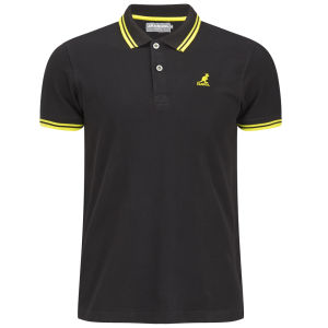 Kangol Men's Joshua Polo Shirt - Black