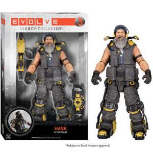 Evolve Legacy Collection Actionfigur Hank