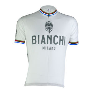 Bianchi Milano Celebrative Pride SS Cycling Jersey