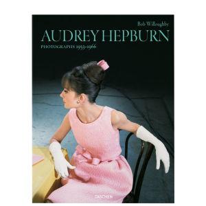 Taschen Audrey Hepburn, Bob Willoughby