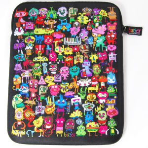 Burgerdoodles iPad Mini/Kindle Fire Sleeve
