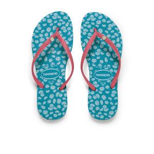 Havaianas Women's Slim Sunny Flip Flops - Capri