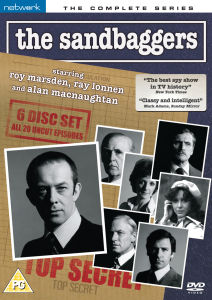 The Sandbaggers - The Complete Series