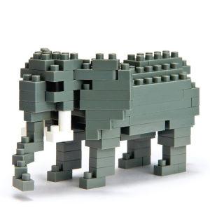 Nanoblock Afrikanischer Elefant