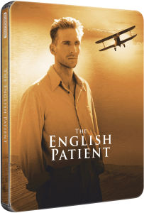 The English Patient - Zavvi Exclusive Limited Edition Steelbook (Ultra Limited Print Run)