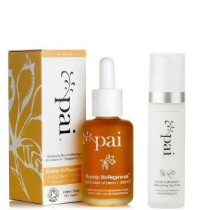 Pai Rosehip Oil and Replenishing Day Cream Duo