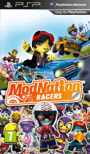 Modnation Racers PAL UK