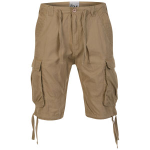 55 Soul Men's Spirit Shorts - Stone