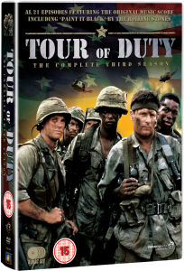 Tour of Duty - Seizoen 3