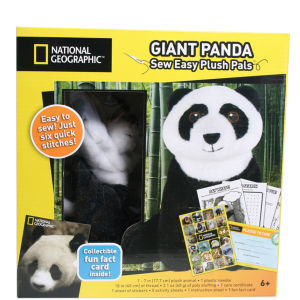 Sew Easy Plush Pals - Giant Panda