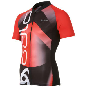Odlo Sign SS FZ Cycling Jersey